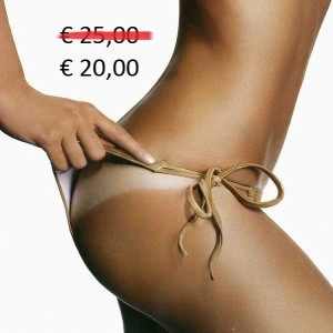 spray-tan aanbieding